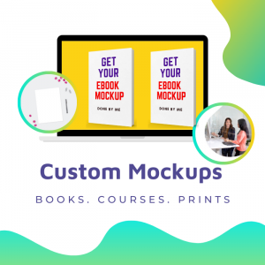 Digital Product Mockups