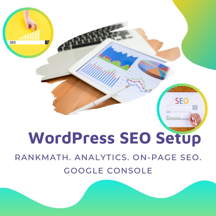 WordPress SEO Setup